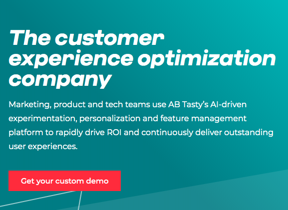 AB Tasty Customer Experience Company