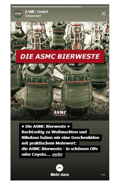 ASMC facebook ad