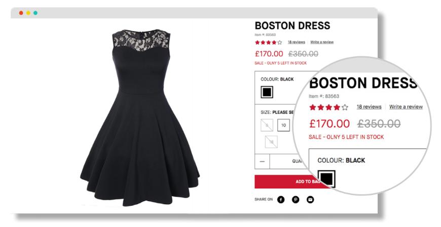 Vestido Boston Dress