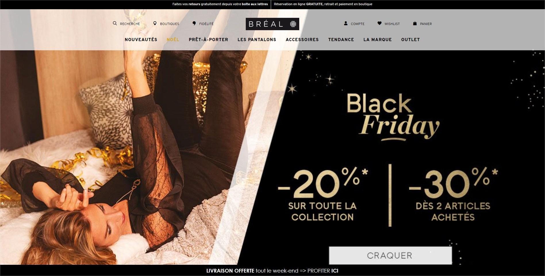Banner promocional Bréal