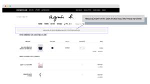 agnes-b-free-shipping