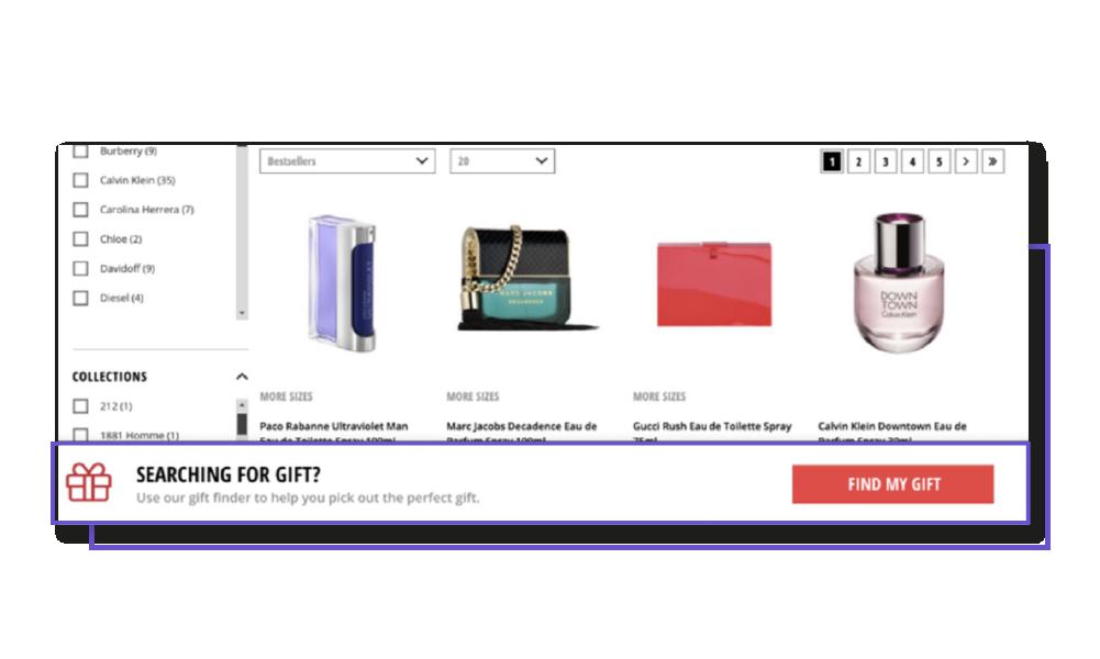 Fragrance Direct website optimization case
