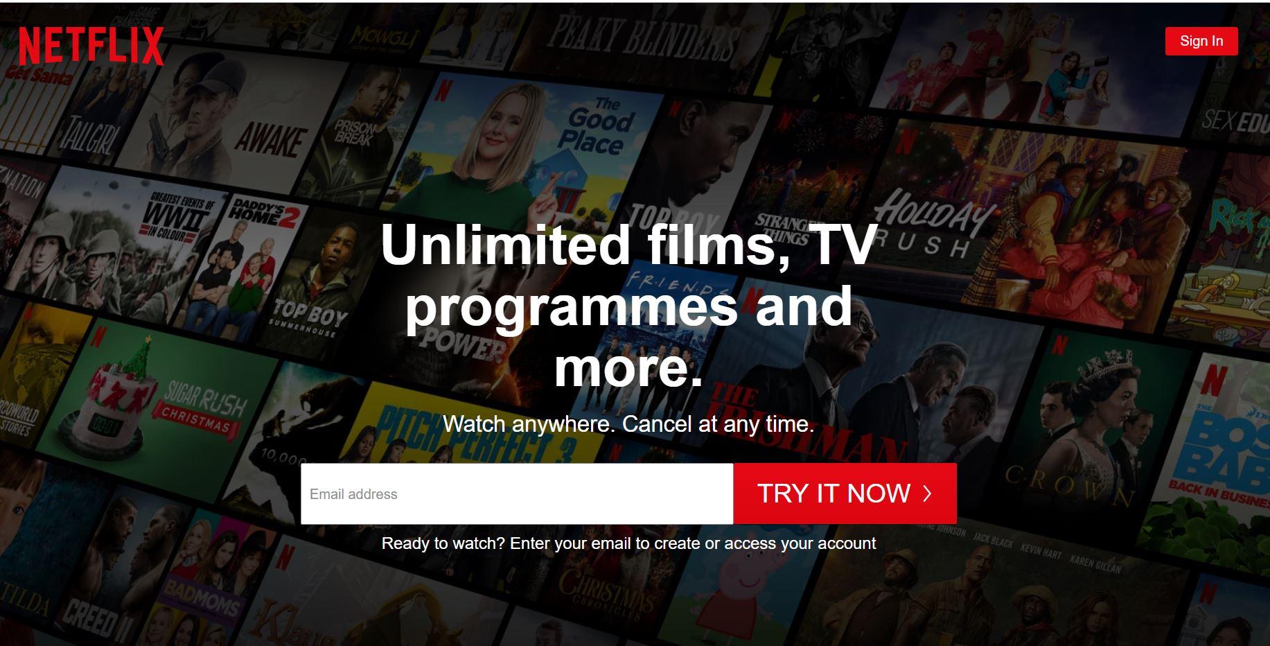 LP-Netflix