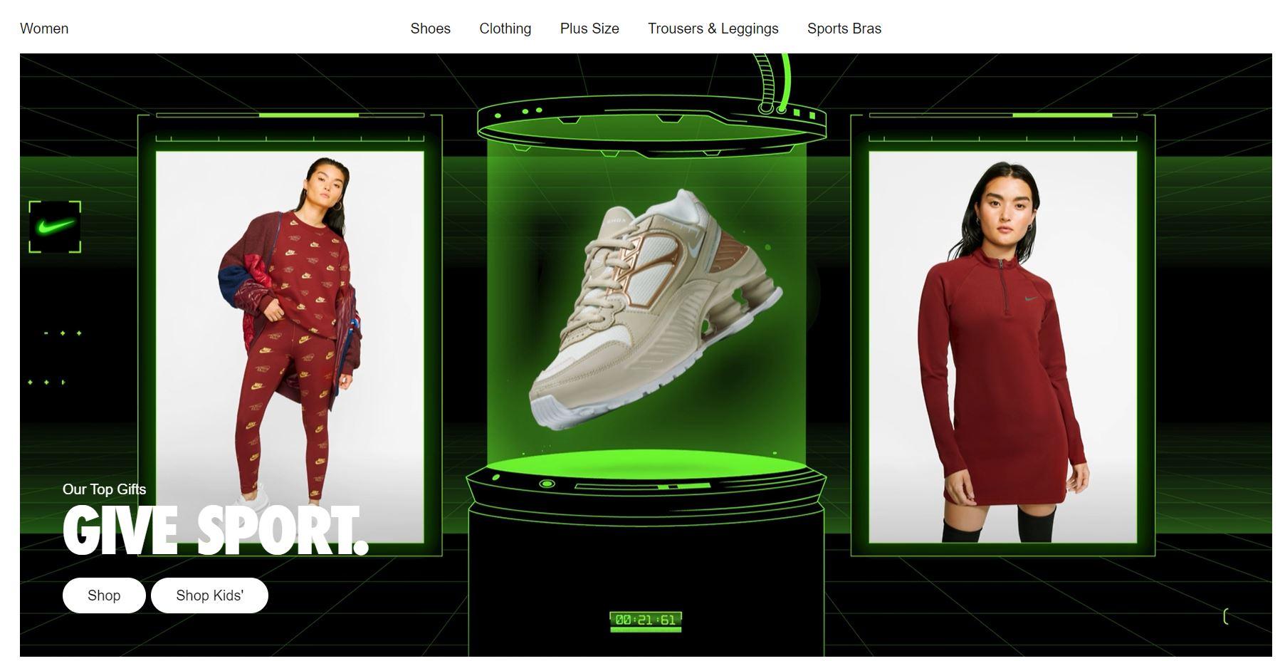 LP- Nike women
