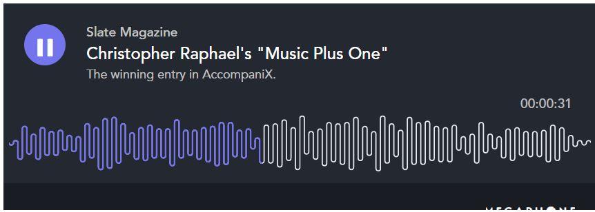 Music plus one
