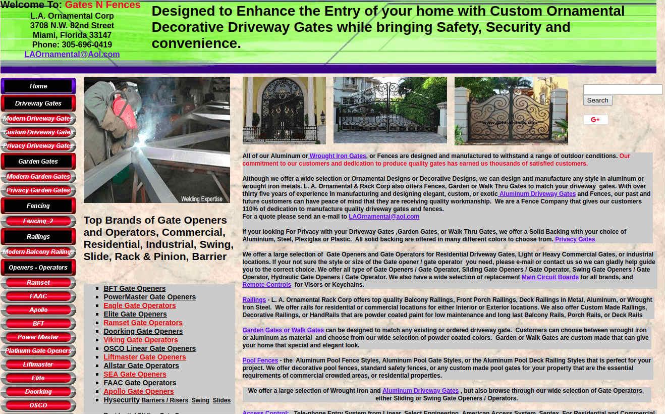 Ejemplo negativo Efecto Halo en página web