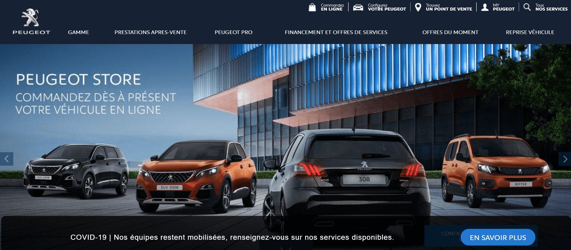 Peugeot Banner