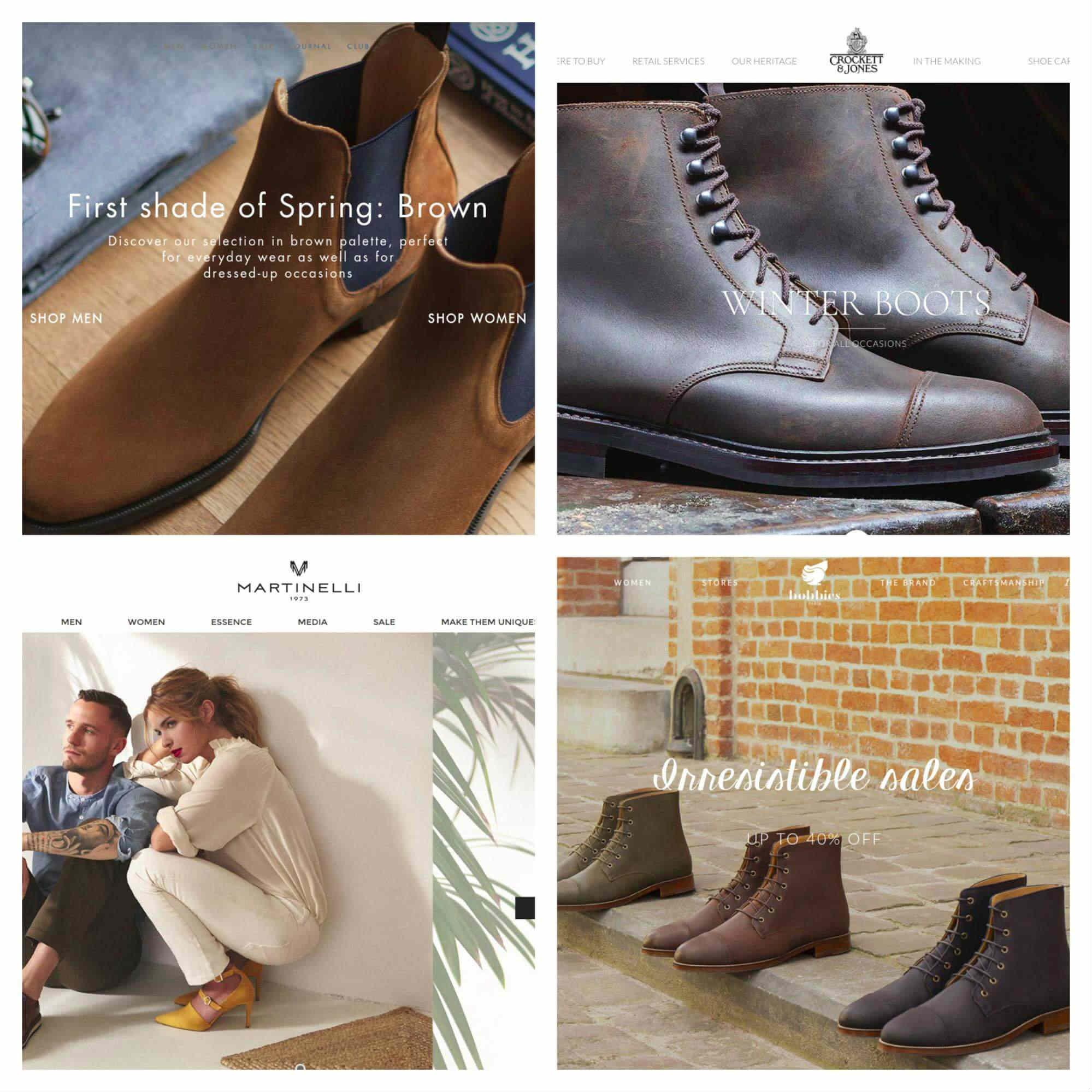 Efecto priming ejemplo de zapatos