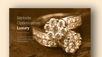AB Tasty luxury website optimization