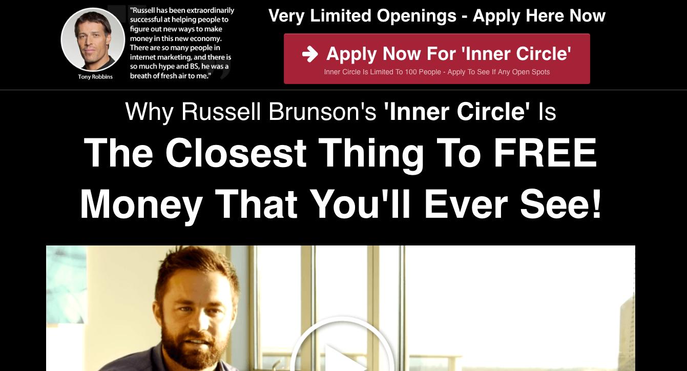 Russell Brunson's Inner Circle