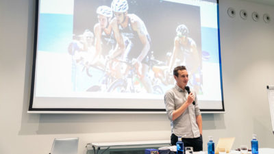 AB Tasty Seminar Alistair Brownlee
