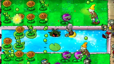 Plants vs Zombies EA video game