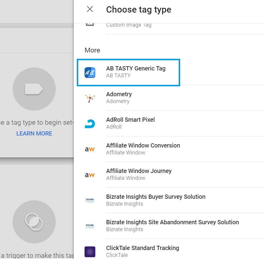 Google Tag Manager Integration