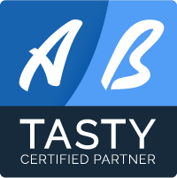 ABTasty Certified Partner Badge SD