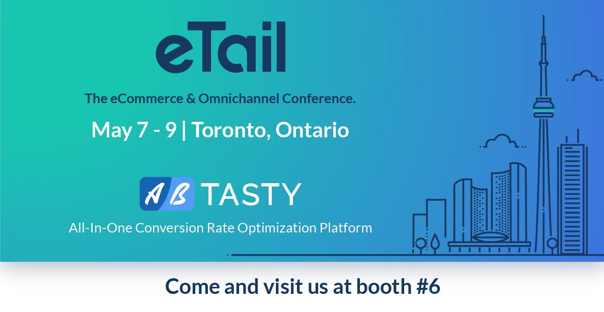 eTail Canada 2019 - AB Tasty