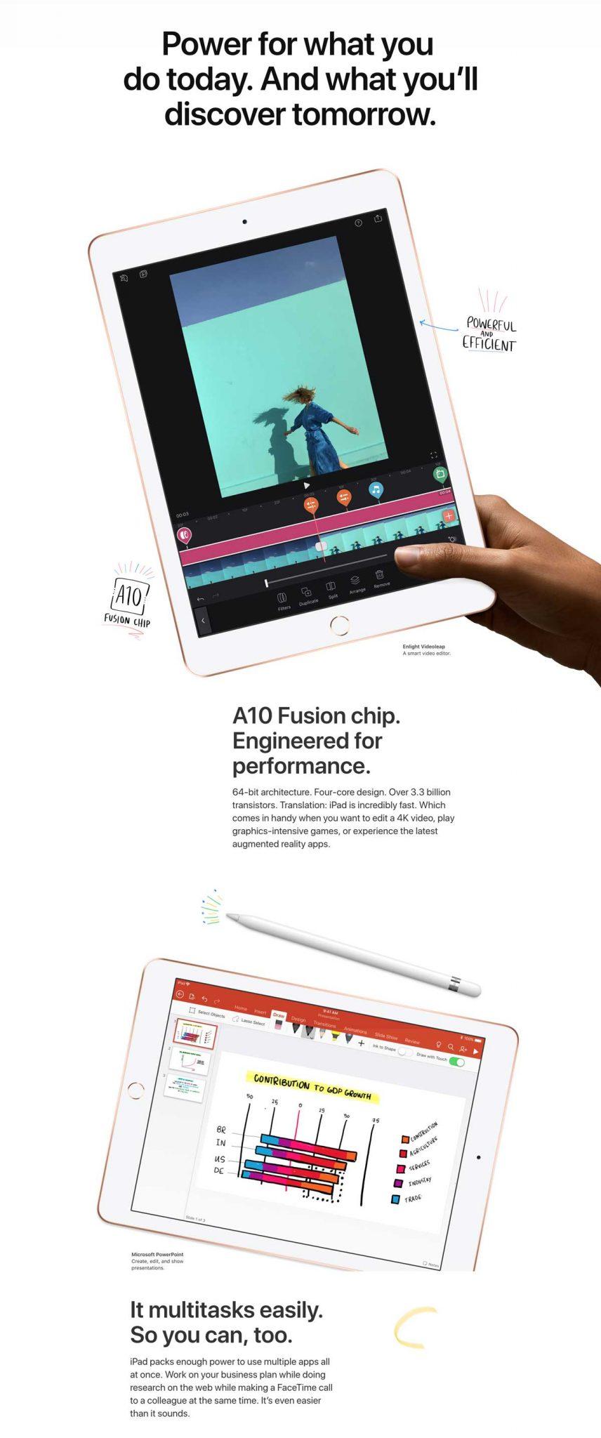 Página de producto que convierte mucho - Apple