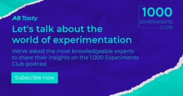 1,000 Experiments Club