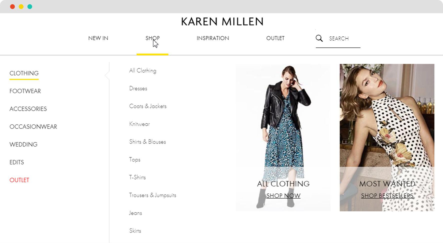 Barnum effect for ecommerce website
