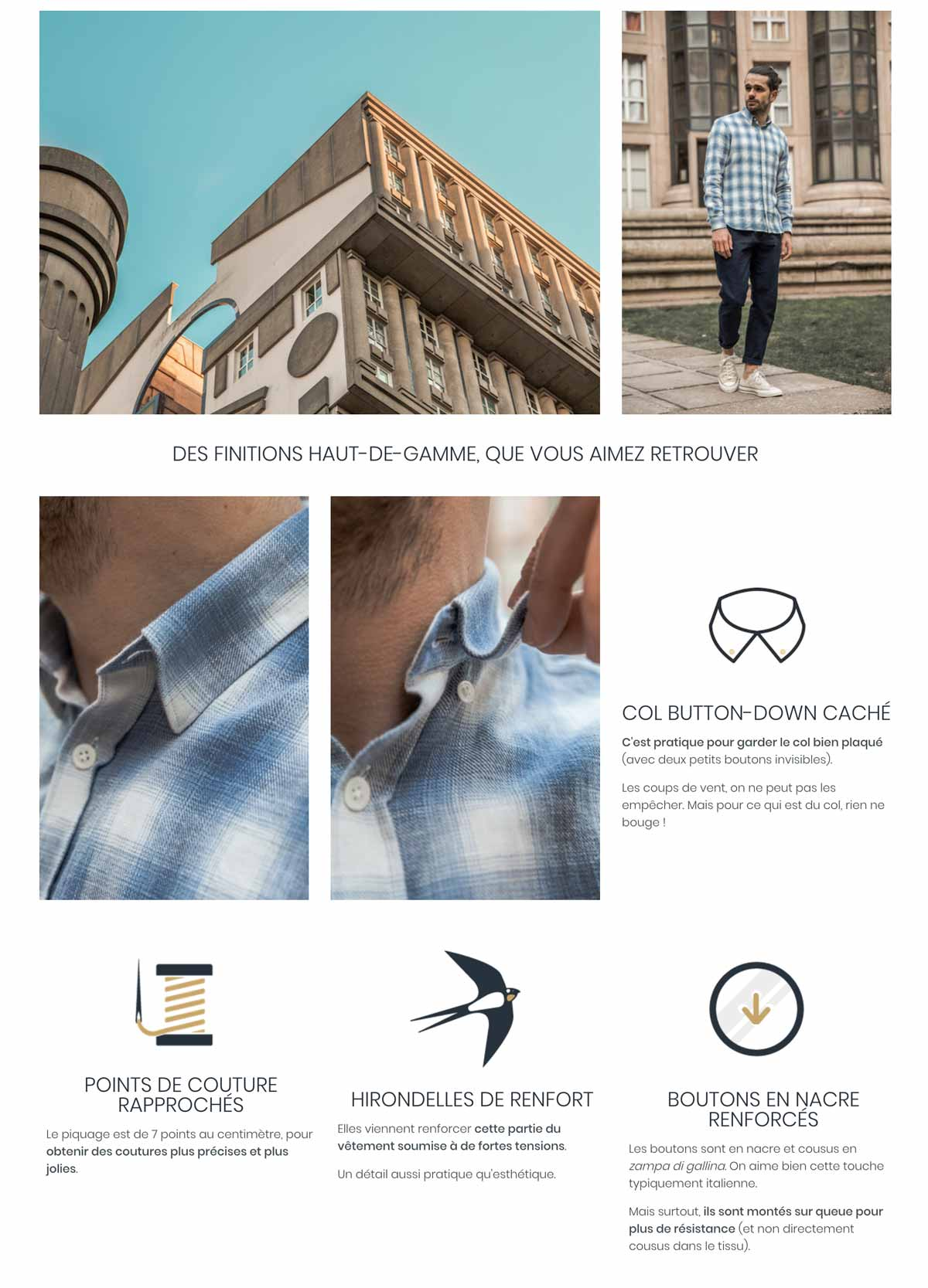 Fashion Ecommerce Product Page 2