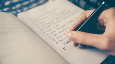 checklist cro