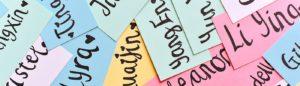 Customization and Personalization header