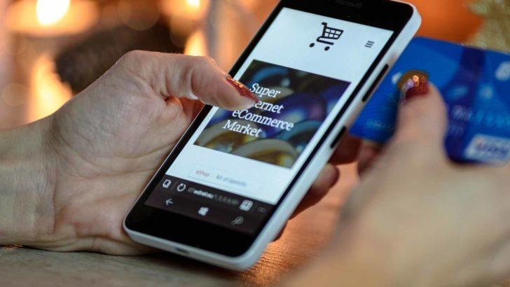 E-commerce Checkout On Mobile