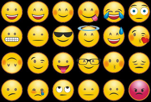 emojis subject line