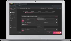 Flagship platform interface