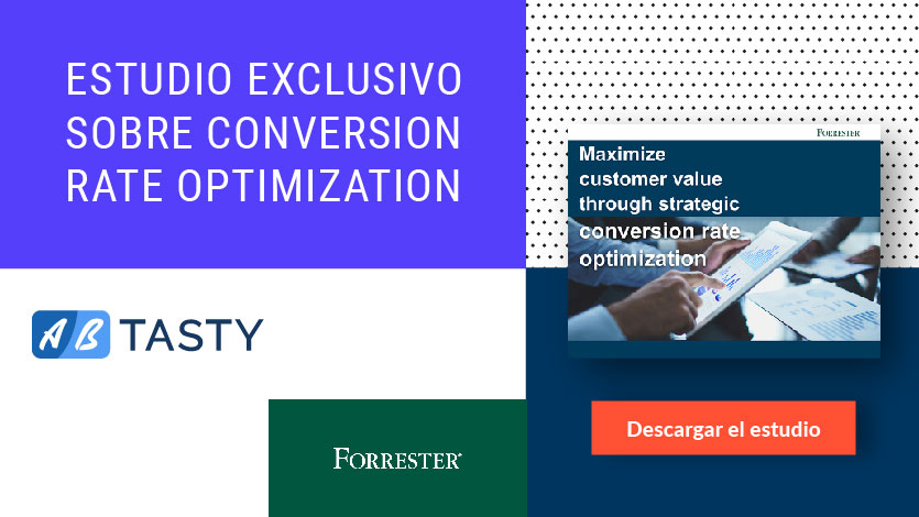 AB Tasty & Forrester Research on Conversion Optimization