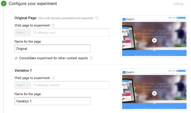 google-content-experiments-variations