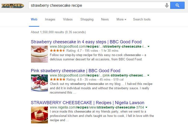 google-structured-data