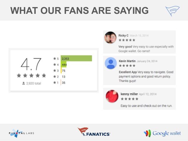Google wallet fanatic