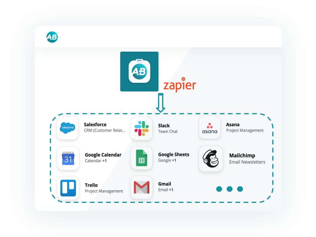 Connect App to Zapier