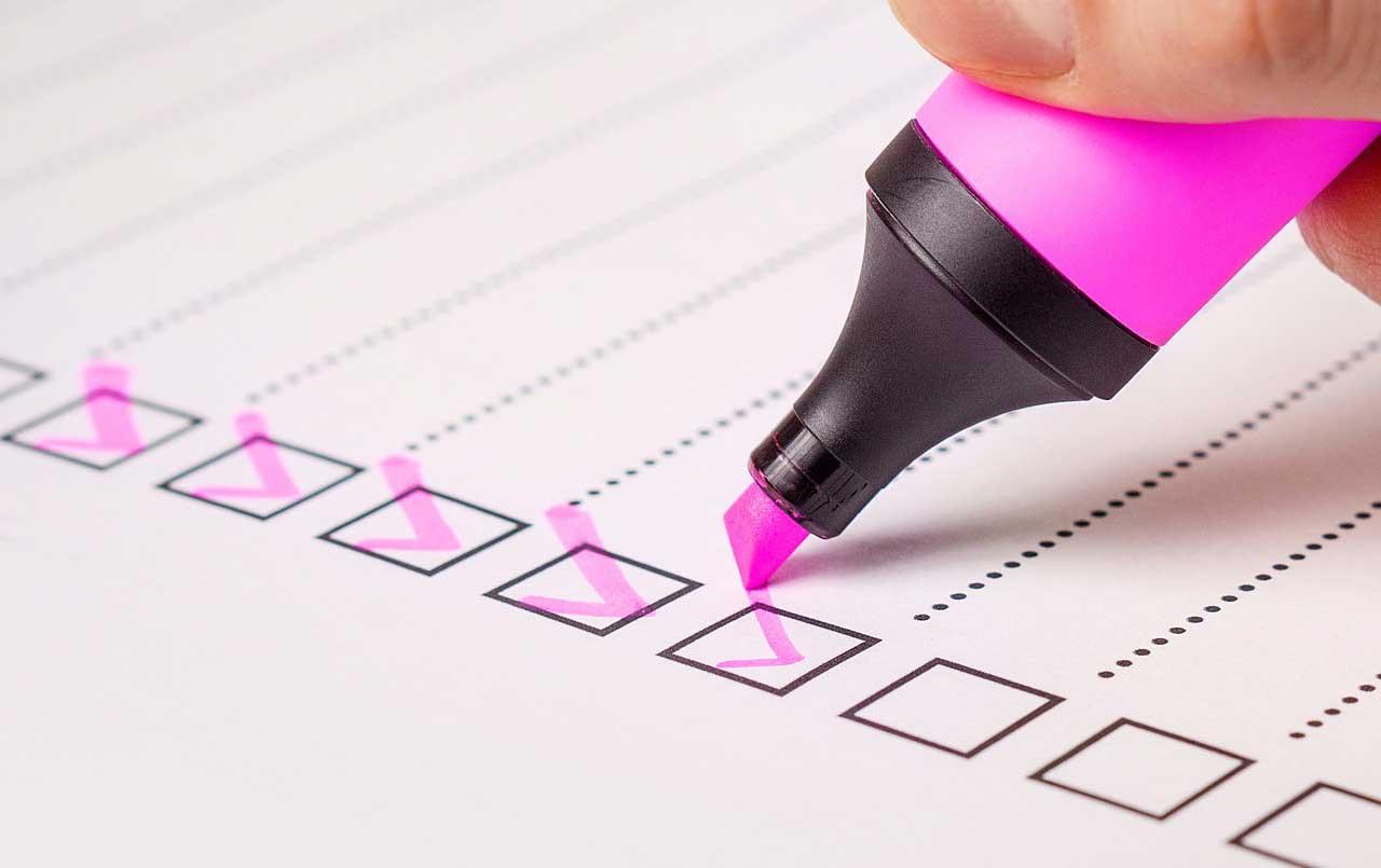 surveys and online questionnaires