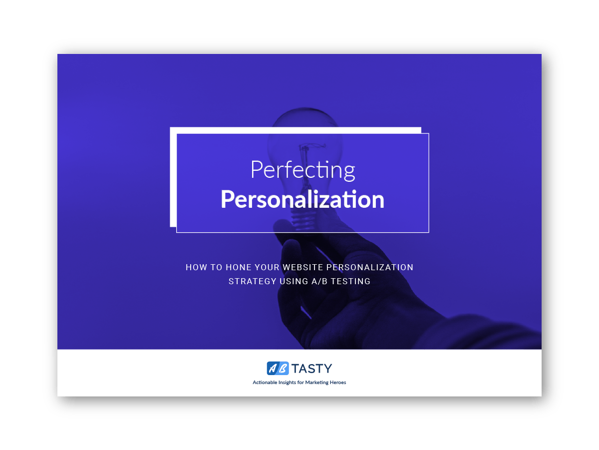 Ebook Perfecting Personalization