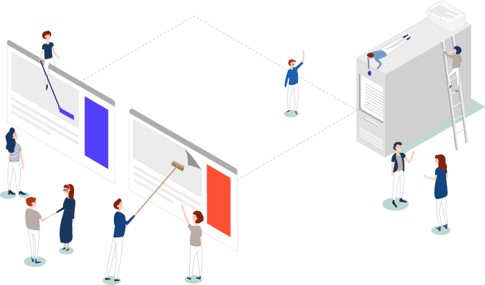Webinar about A/B testing server-side