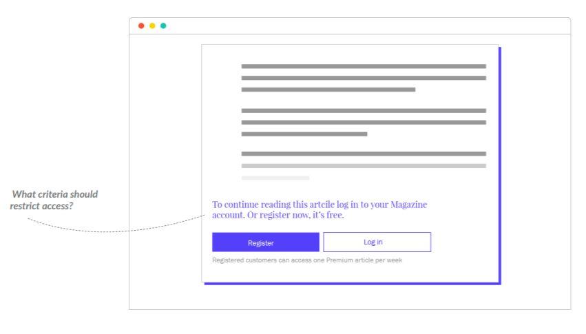 Ejemplo de formulario usando test del lado del servidor