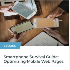 optimizing mobile web pages