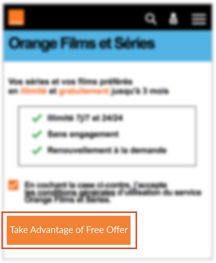 Orange Maroc variation 2
