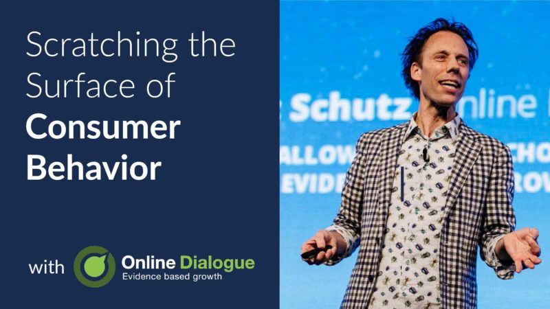 Webinar Scratching the Surface of Consumer Behavior